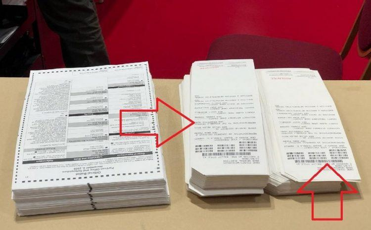 Thousands Of Fake Votes Found At Wisconsin Recount (Photos)