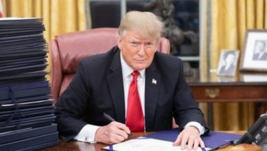 Photo of TRUMP VOWS TO TAKE ELECTION DECISION TO THE SUPREME COURT