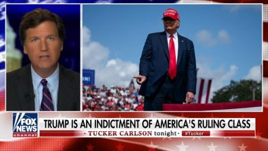 Photo of Tucker: A Vote For Trump Is A Vote Against Our Ruling Class