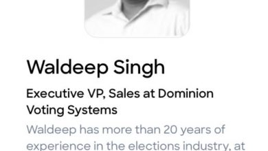Photo of Dominion Exec VP Lets It Slip: Software Switched Votes From One Candidate To Another