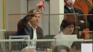 Photo of Austria: MP Tests Cola For COVID In Front Of Parliament – Guess What The Results Were (Video)