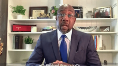 Photo of Media Refuses To Cover Raphael Warnock's Child Abuse Arrest, Antisemitism, & Marxism Even At The Debate