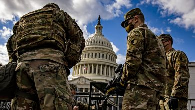 Photo of Situation Update – Declass delayed, DC militarization goes extreme, Haspel resigns, dirty bomb weapons specialist soldiers deployed