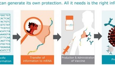 "Photo of Moderna's mRNA injections are an ""operating system"" designed to program humans and hack their biological functions"