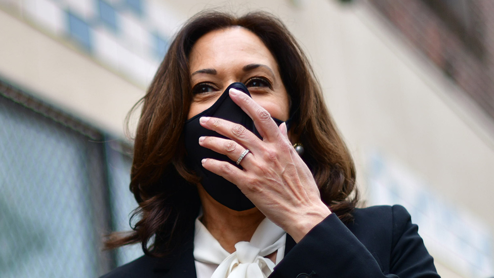 "Seven months ago, Kamala Harris bailed out criminal rioters; now she wants to punish Capitol ""insurrectionists"""