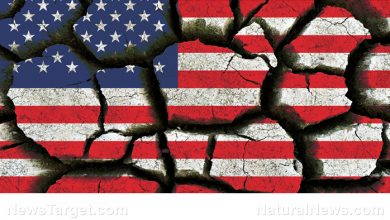 "Photo of Situation Update – America to split into FREE states vs censored ""SLAVE"" states"