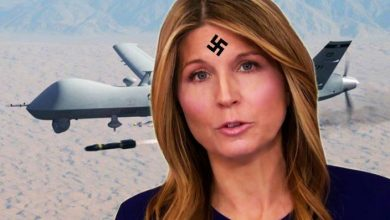 Photo of Violent, Extremist MSNBC Host Nicole Wallace Suggests Drone Striking American Citizens Who Believe Election Was Fraudulent & Those Who Criticize COVID Lockdowns