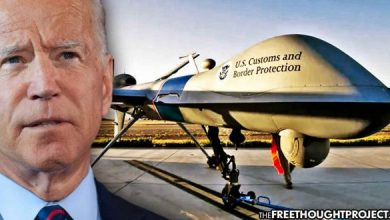 Photo of Biden Takes Trump's Wall to Next Level, New 'Smart' Wall Will Spy on Americans Hundreds of Miles Inland