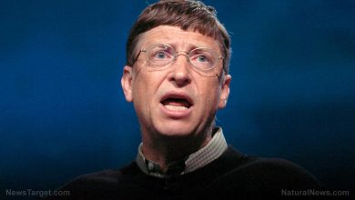 "Photo of Bill Gates just received a $3.5 billion bailout from the Biden ""stimulus"" package"