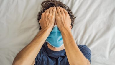 Photo of Mask mouth causes gum disease, which increases coronavirus death risk by 900%