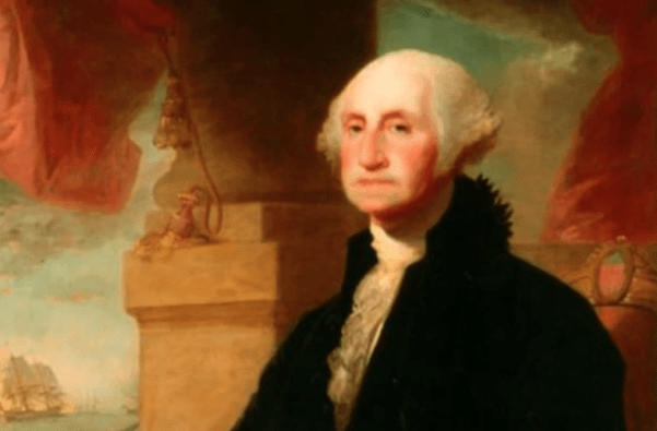 George Washington's Warning About Alienating 'Any Portion Of Our Country From The Rest'