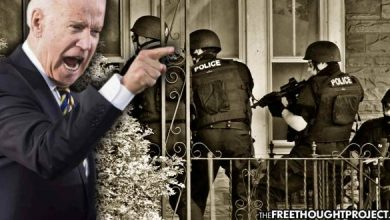 Photo of Biden Admin Urges SCOTUS to Allow Cops to Warrantlessly Raid Homes, Seize Guns of Innocent Citizens