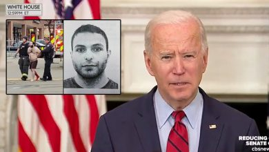 Photo of Biden Calls For Disarming Americans After Mass Shooting by Muslim Immigrant Ahmad al-Aliwi al-Issa