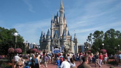 Photo of Magic Kingdom of TYRANNY: Disney now ARRESTING its own guests who refuse covid temperature checks