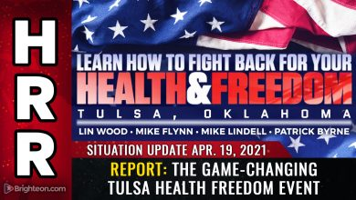 Photo of Amazing update from the Health and Freedom event at Tulsa: Videos, updates, interviews and more