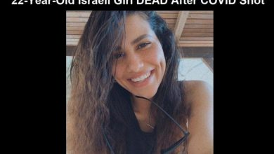 Photo of Another Experimental Pfizer COVID Injection Death: 22-Year-Old Israeli Girl Dead Following Her Shot