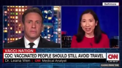 Photo of CNN's Dr Leana Wen: Keep Lockdowns So Vaccine Is Seen As 'Ticket' Back to 'Freedom'
