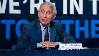 Photo of Fauci's criminal history dates back decades