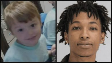 Photo of His Name Is Cash Gernon: Four-Year-Old White Baby Abducted by Black Male and Stabbed to Death in Texas