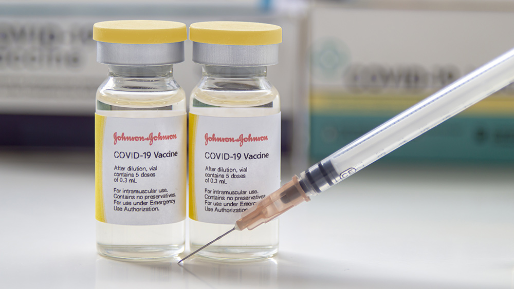 Denmark PERMANENTLY BANS Johnson & Johnson coronavirus vaccine over blood clot deaths