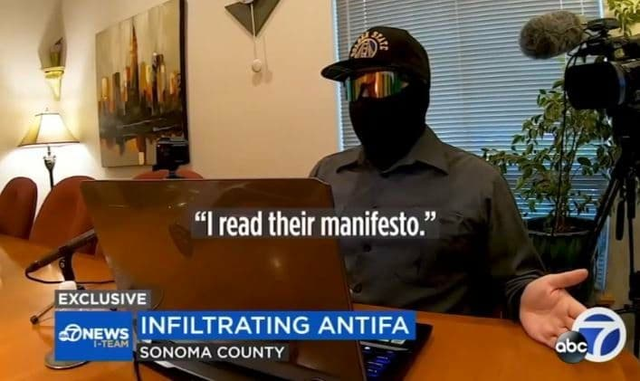 Man Infiltrates Antifa In Northern California – Here's What He Uncovered (Video)