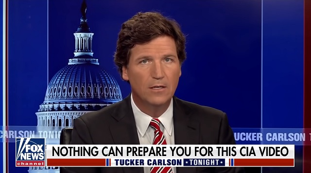 Tucker Mocks 'Woke' CIA Recruitment Ad