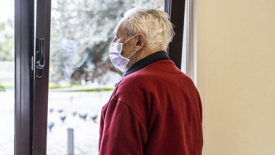 """Photo of Nursing homes experiencing large disease """"outbreaks"""" due to covid vaccination"""