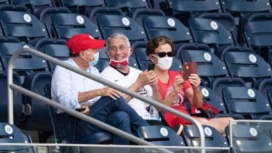 Photo of Newly uncovered emails show Fauci admitting the truth about masks: They DON'T work