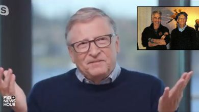"""Photo of """"He's Dead"""": Bill Gates Squirms After Being Asked About His Relationship With Jeffrey Epstein"""