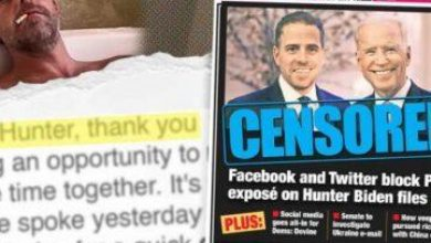 """Photo of Mockingbird Media Silent As Bought & Paid For """"Fact Checkers"""" Proven Wrong On Hunter Biden Emails"""