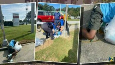 Photo of Georgia: Piedmont Rockdale Hospital Dumps 68-Year-Old Man On Sidewalk With Tubes Sticking Out Of His Body