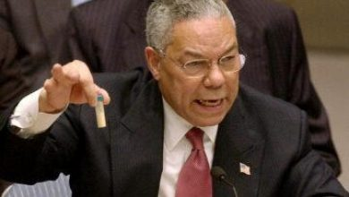 Photo of Did You Know That Colin Powell's Own Staff Had Warned Him Against His War Lies?