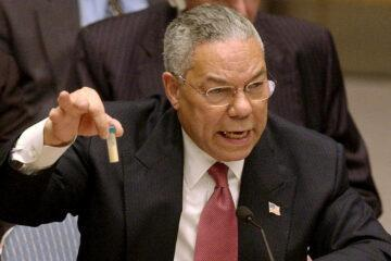 Did You Know That Colin Powell's Own Staff Had Warned Him Against His War Lies?