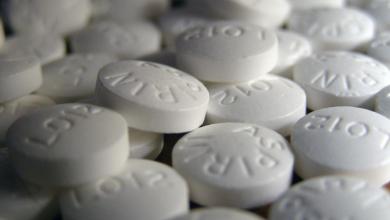 Photo of Aspirin found to greatly decrease covid hospitalizations