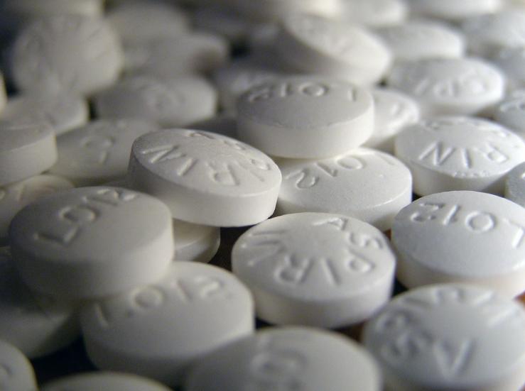 Aspirin found to greatly decrease covid hospitalizations