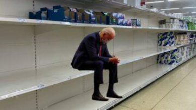 Photo of DC Insists Everything Will Be Fine As We Face Shortages Of Food & Other Items
