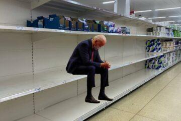 DC Insists Everything Will Be Fine As We Face Shortages Of Food & Other Items