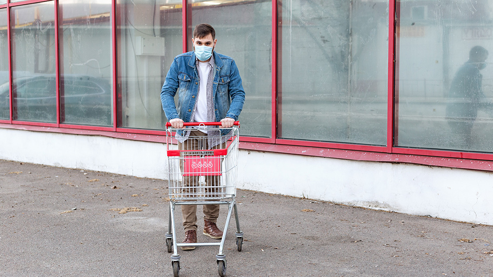 ECONOMIC TERRORISM: U.S. Treasury says store shelves will remain empty until everyone gets vaccinated for covid