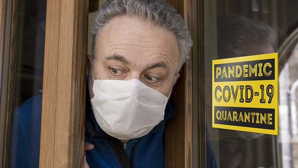 """Is covid a falsified """"pandemic"""" that was launched as a bioweapons exercise?"""