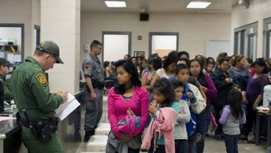 Photo of Biden released more than 16,000 covid-positive illegals into U.S., says ICE