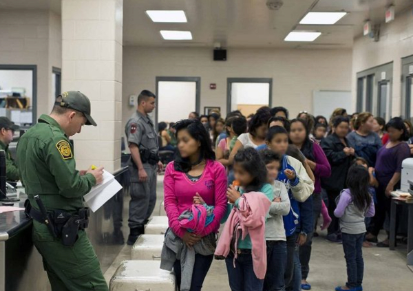 Biden released more than 16,000 covid-positive illegals into U.S., says ICE