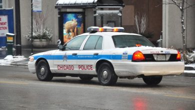 Photo of Chaos coming to Chicago over COVID vaccine mandate as head of police union tells members to defy mayor's order