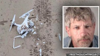 Photo of Man Facing 30 Years for Shooting Down Police Drone — 'Harassing Him' on His Property